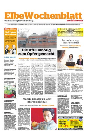 880fffa7565ba0 Wilhelmsburg KW05-2017 by Elbe Wochenblatt Verlagsgesellschaft mbH ...
