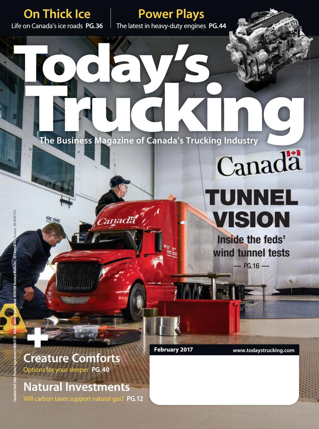 Todays Trucking February 2017 by Annex Business Media - issuu