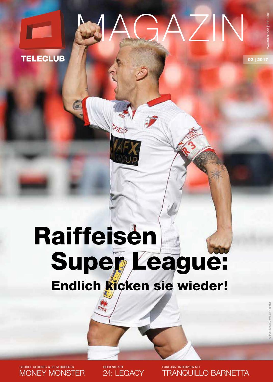 Teleclub Magazin Februar 2017 by Teleclub AG - issuu