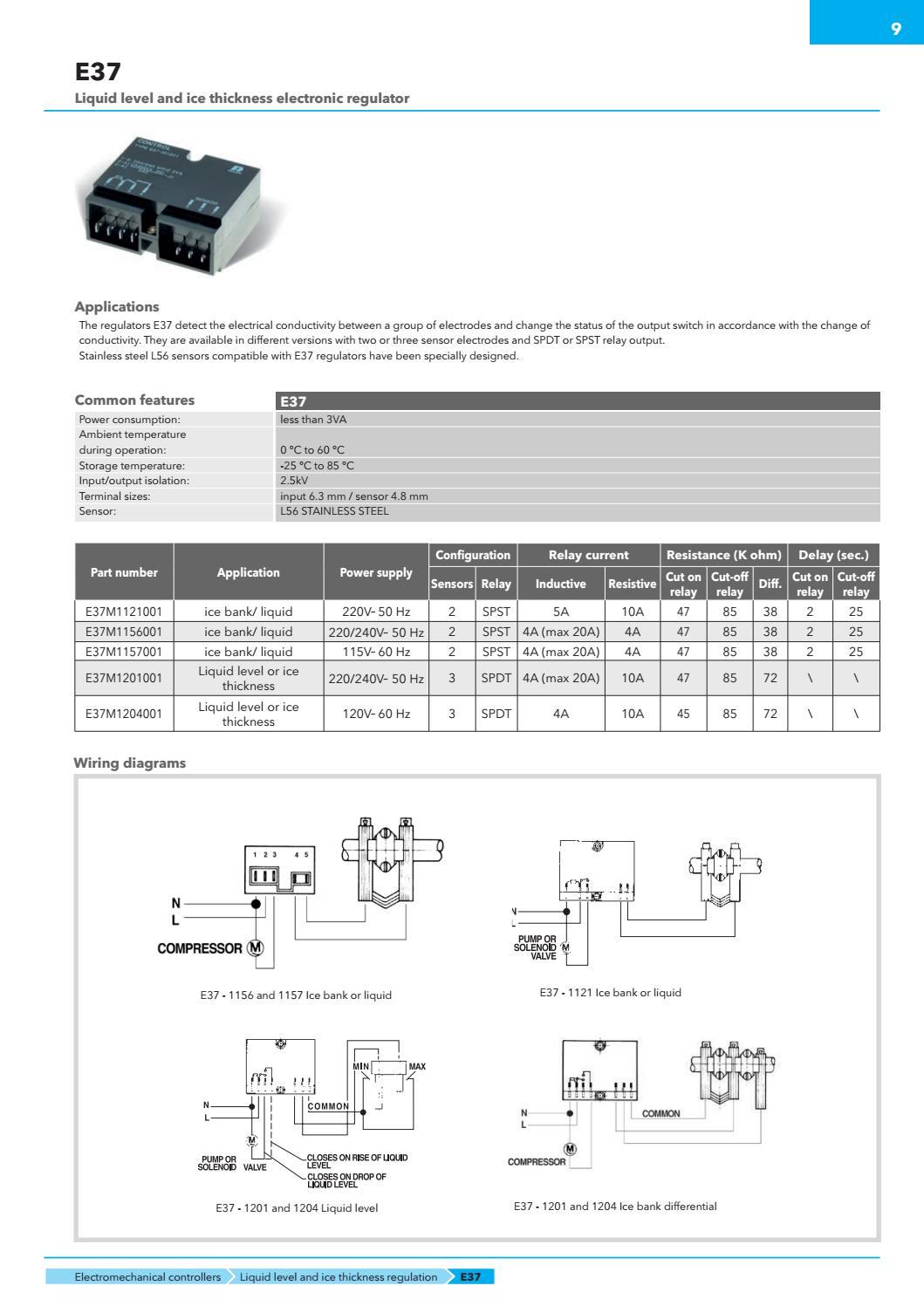 Ranco Wiring Diagram 240v - Wiring Diagrams List on