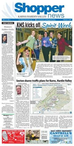 e167b22f1dc Karns Hardin Valley Shopper-News 020117 by Shopper-News - issuu