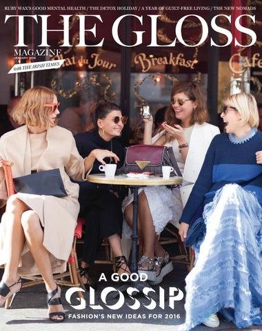 The Gloss January 2016 By Gloss Publications Issuu