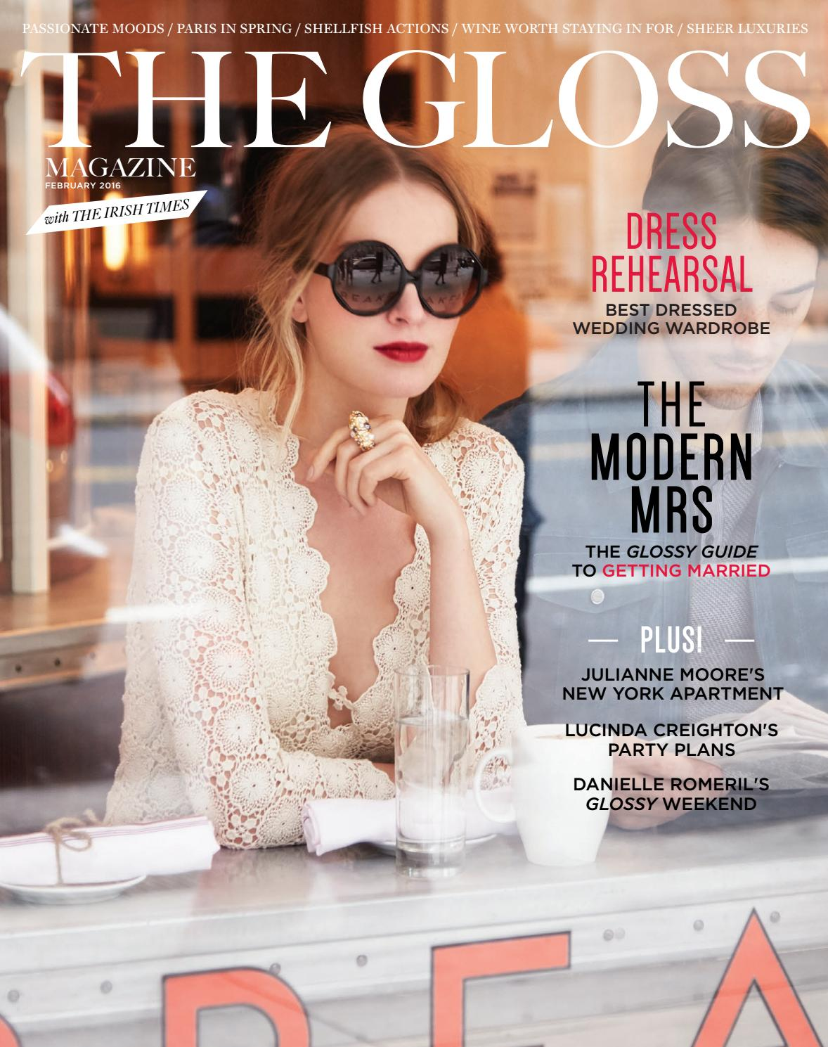 e57db27ab30c87 The Gloss February 2016 by Gloss Publications - issuu