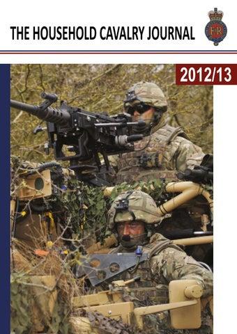 8a39970cfb Household Cavalry Journal 2012/13 by RHG/D Reg Sec - issuu