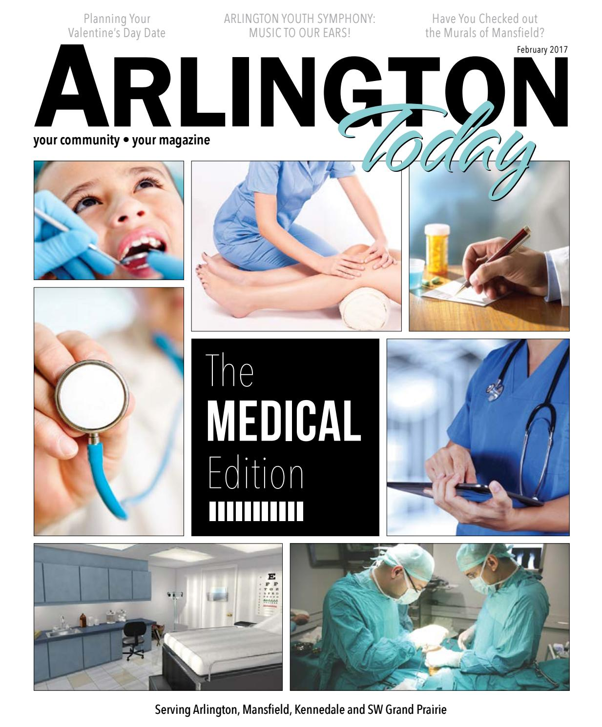 Feb17 issue by Arlington Today - issuu
