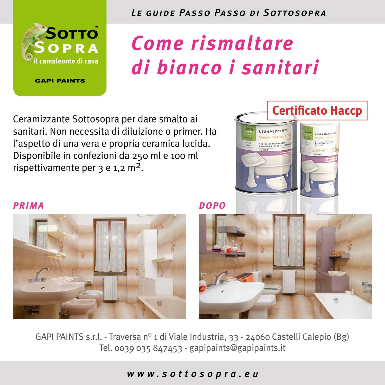 Smalto Per Ceramica E Sanitari.Guida Per Verniciare I Sanitari By Agostino Belussi Issuu