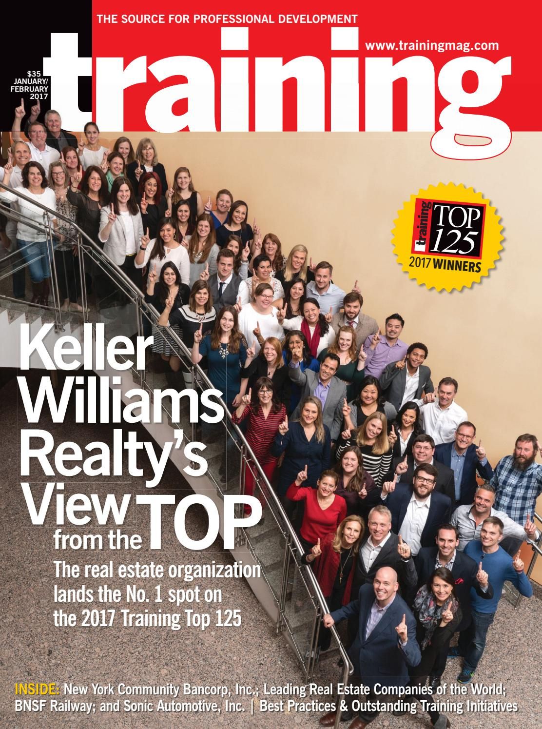 Keller Williams #1 Training Company in the WORLD!
