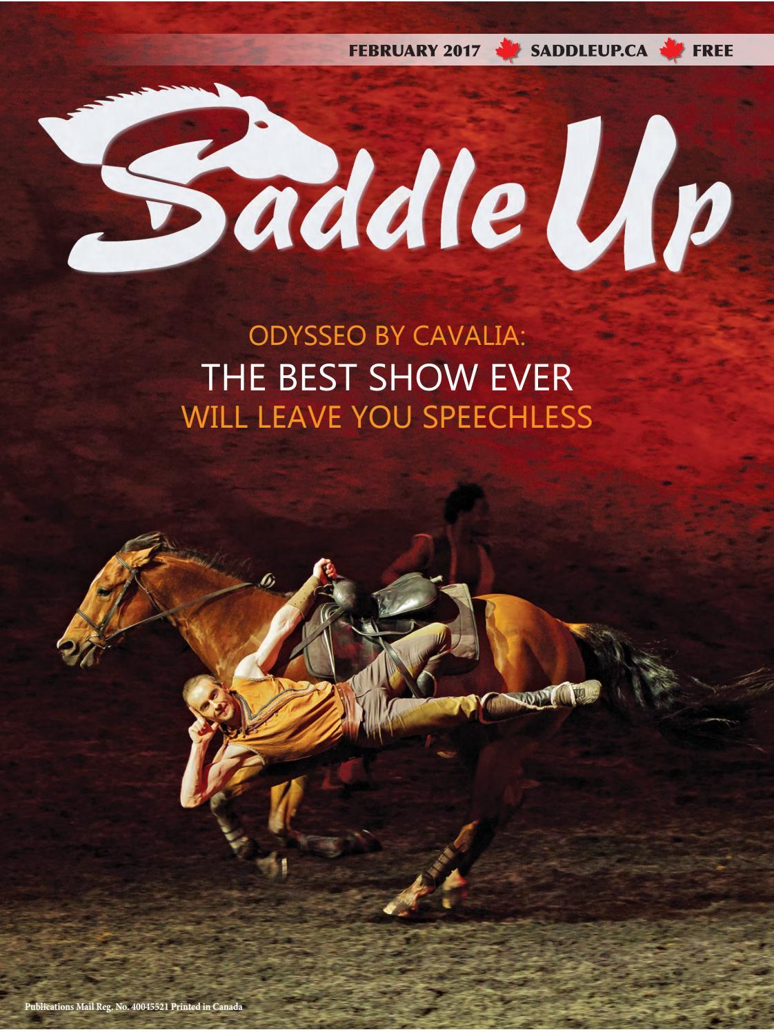 Feb2017 by Saddle Up magazine - issuu on