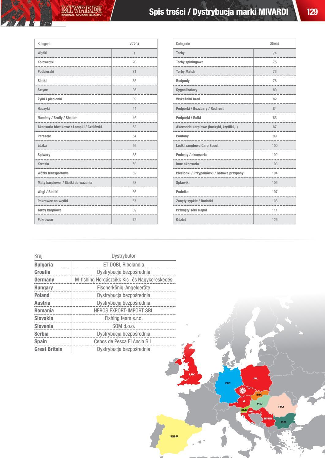 Catalogue Mivardi 2017 Poland by Mivardi issuu