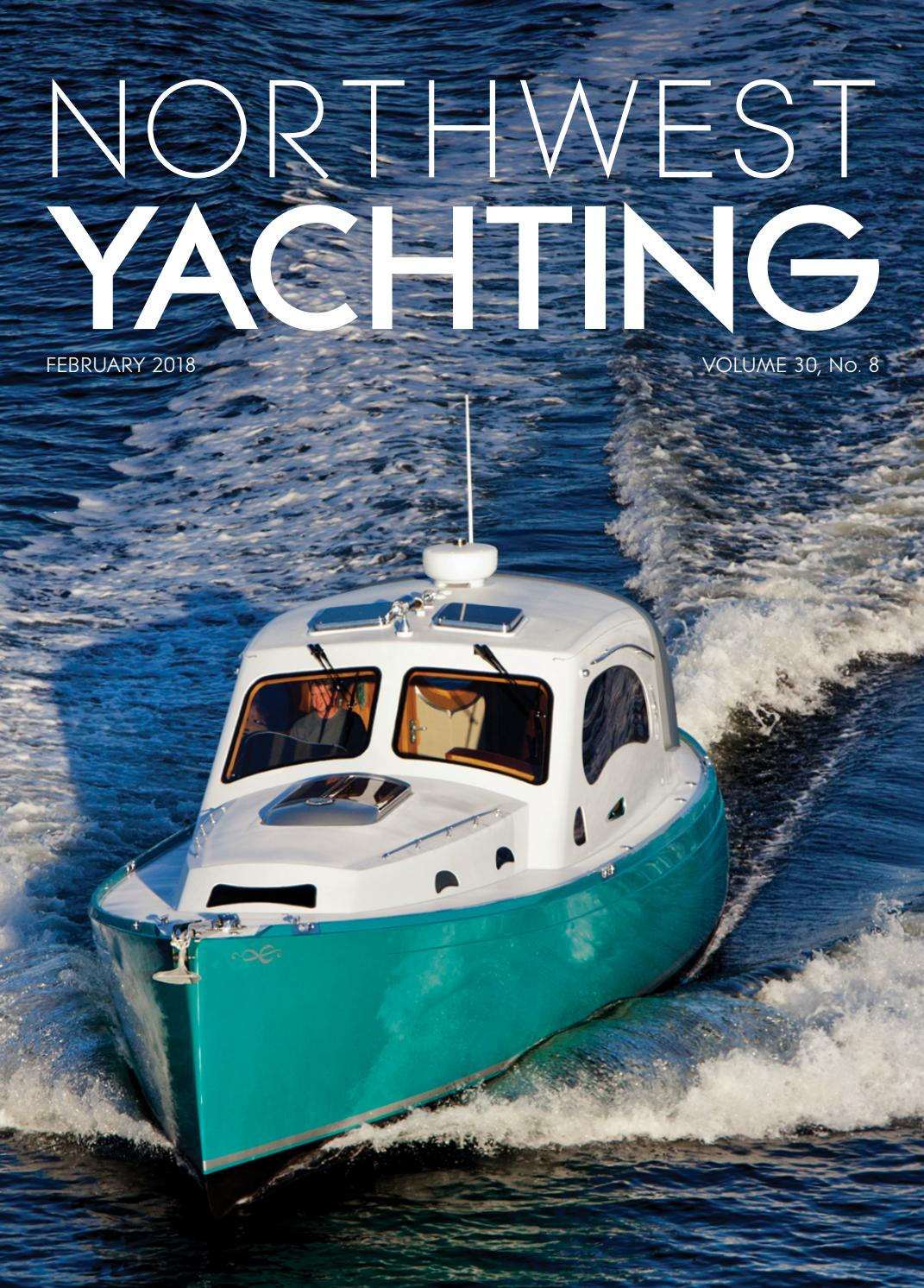 Northwest Yachting February 2017 By Issuu Ez Wiring Harness For 1987 Ford Truck