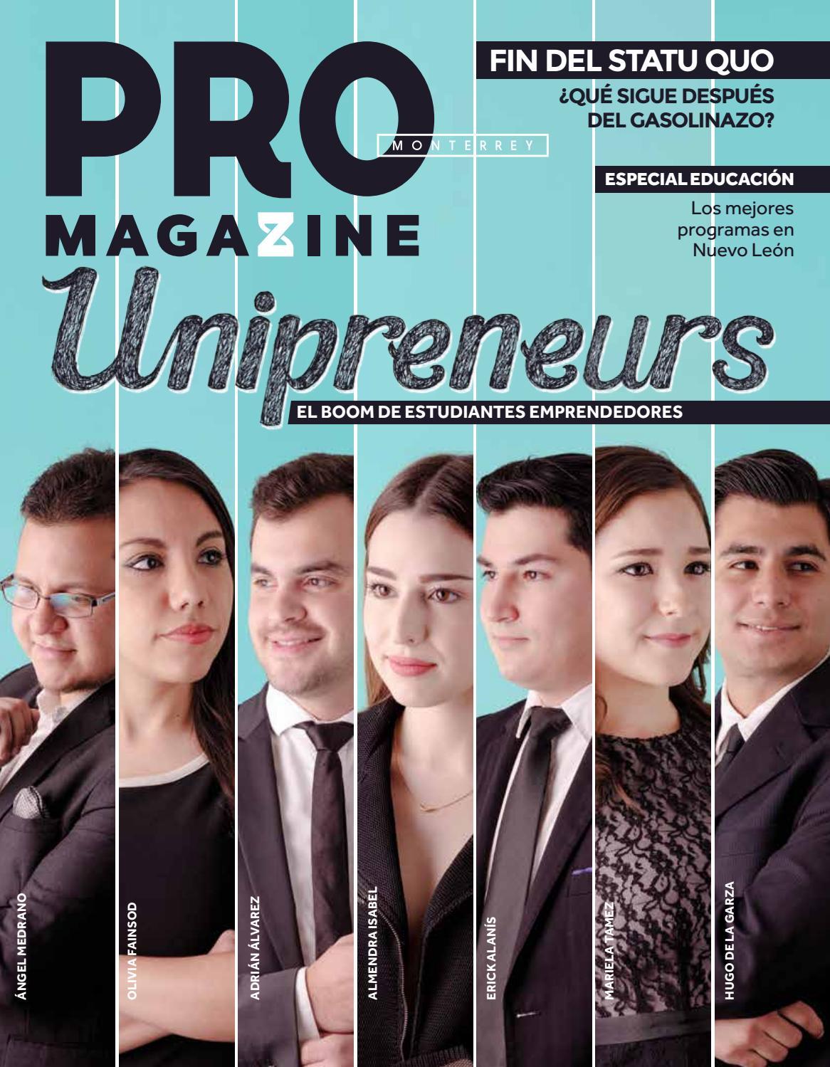 PRO Magazine Monterrey Edición #31 by PRO Magazine - issuu
