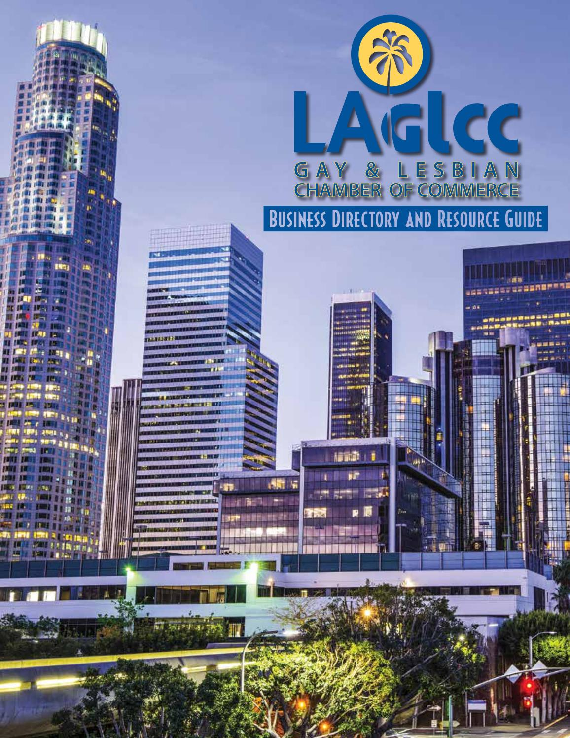 2017 Laglcc Business Directory Resource Guide By Los Angeles Gay  # Muebles Plaza Viquez
