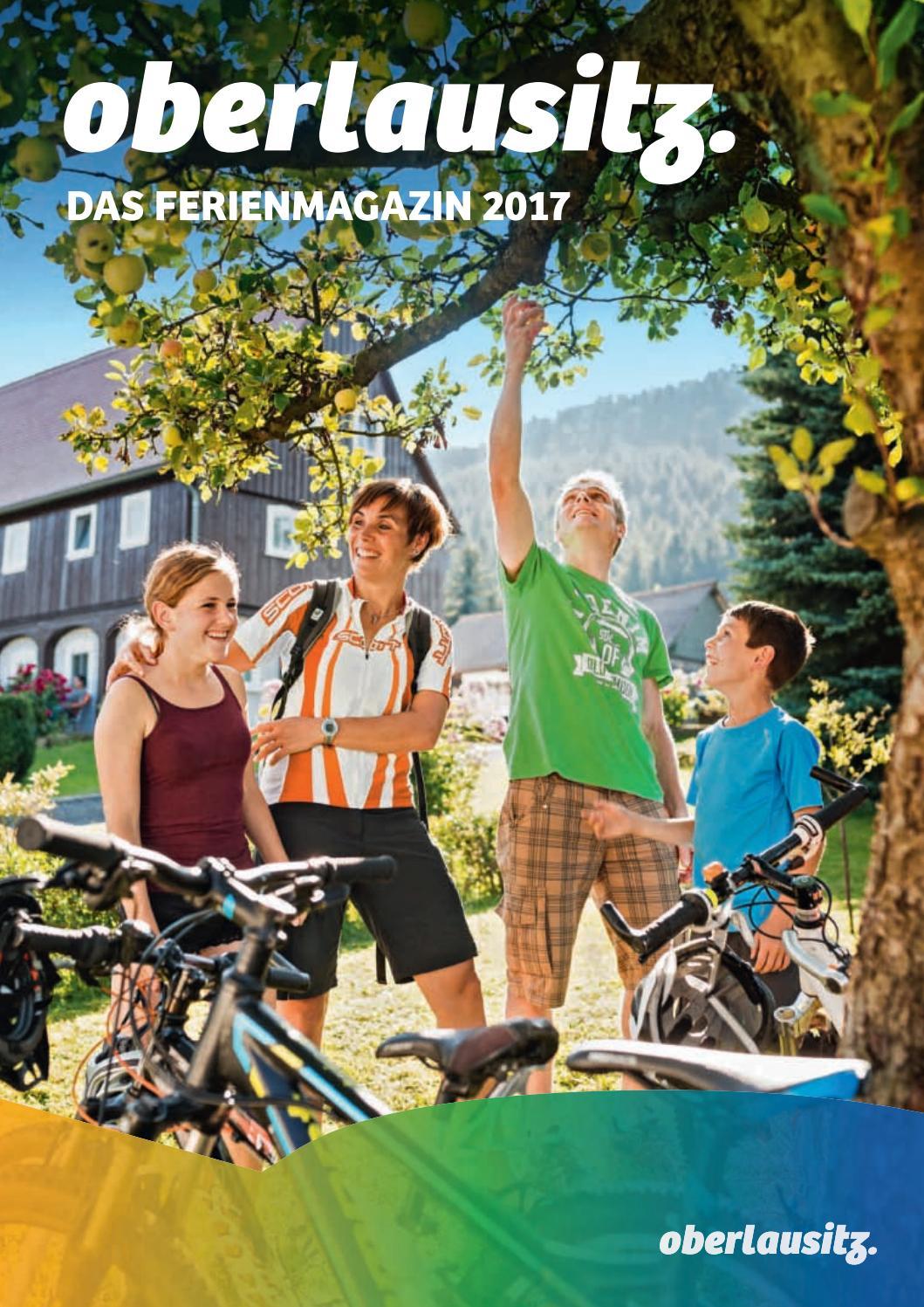 Ferienmagazin Oberlausitz 2017 by Marketing-Gesellschaft Oberlausitz ...