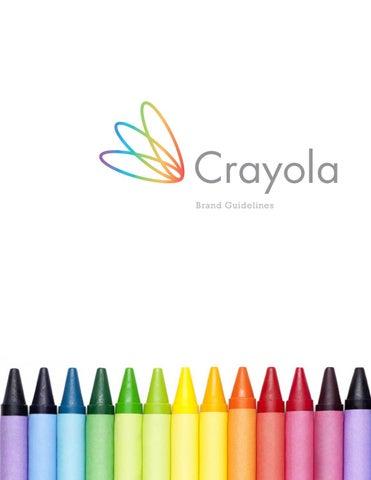 Crayola Brand Guideline by Anya Widyawati - issuu