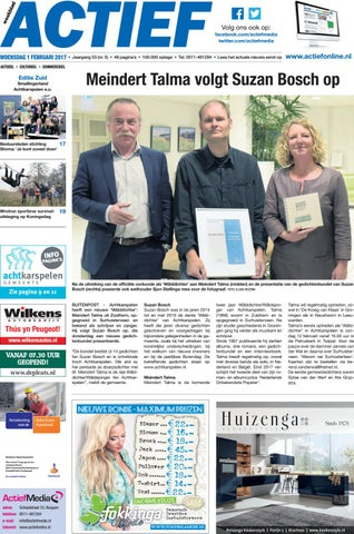 36e4f1d069e Weekblad Actief - Editie Zuid - week 05 2017 by Weekblad Actief - issuu