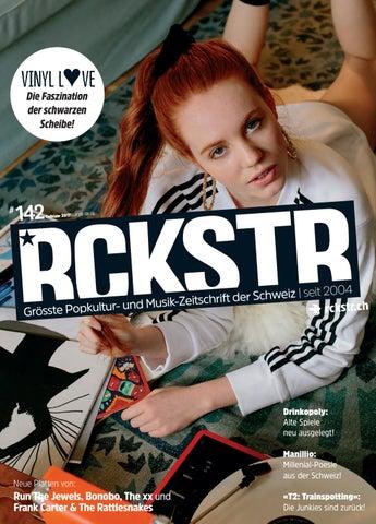a8691179460bea RCKSTR Mag. #142 | Februar 17 by RCKSTR Mag. - issuu