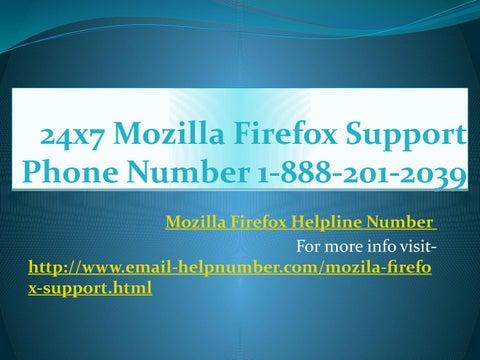 Mozilla Firefox Technical Support - Issuu