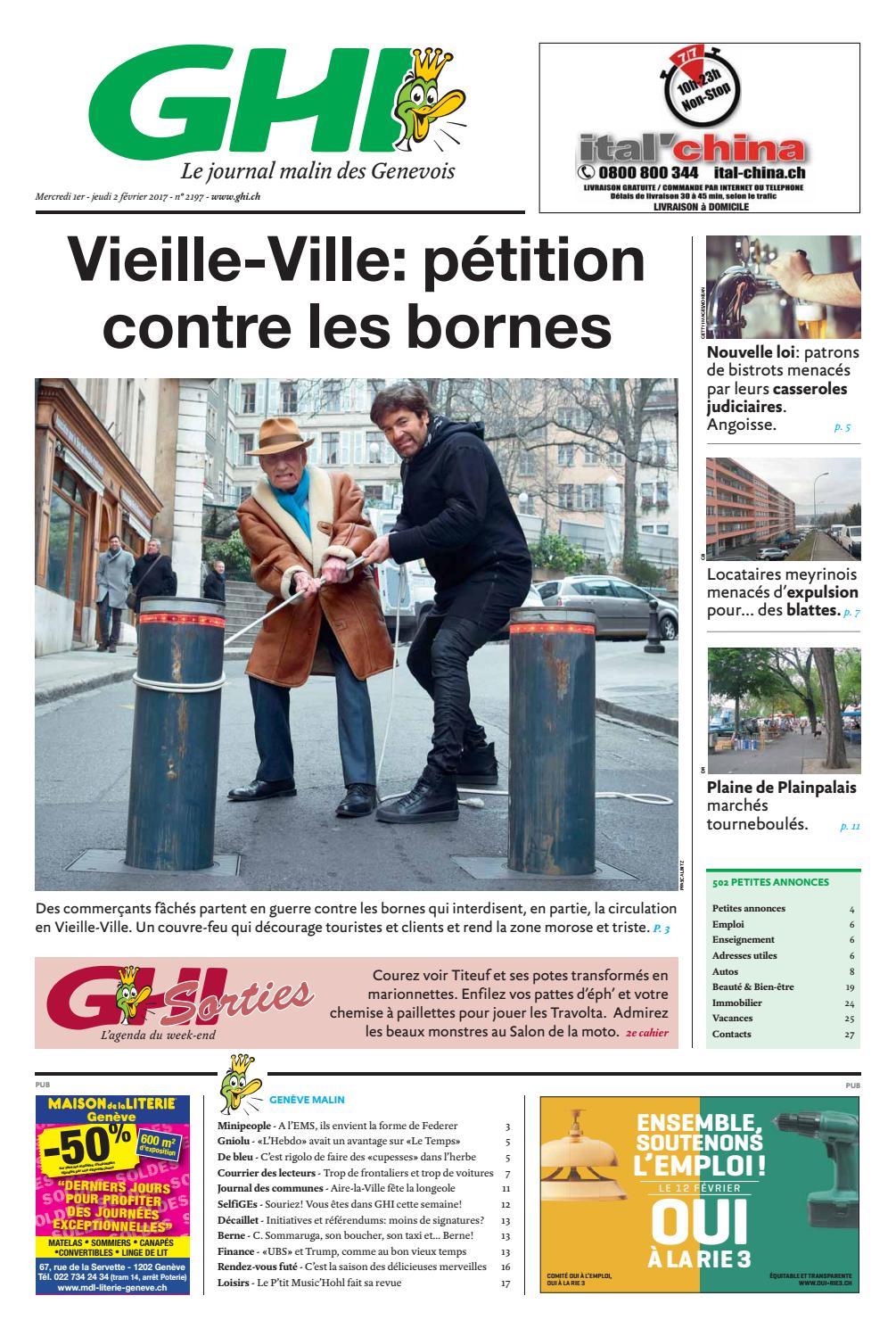 GHI du 01.02.2017 by GHI   Lausanne Cités - issuu 98d883bb6e6c