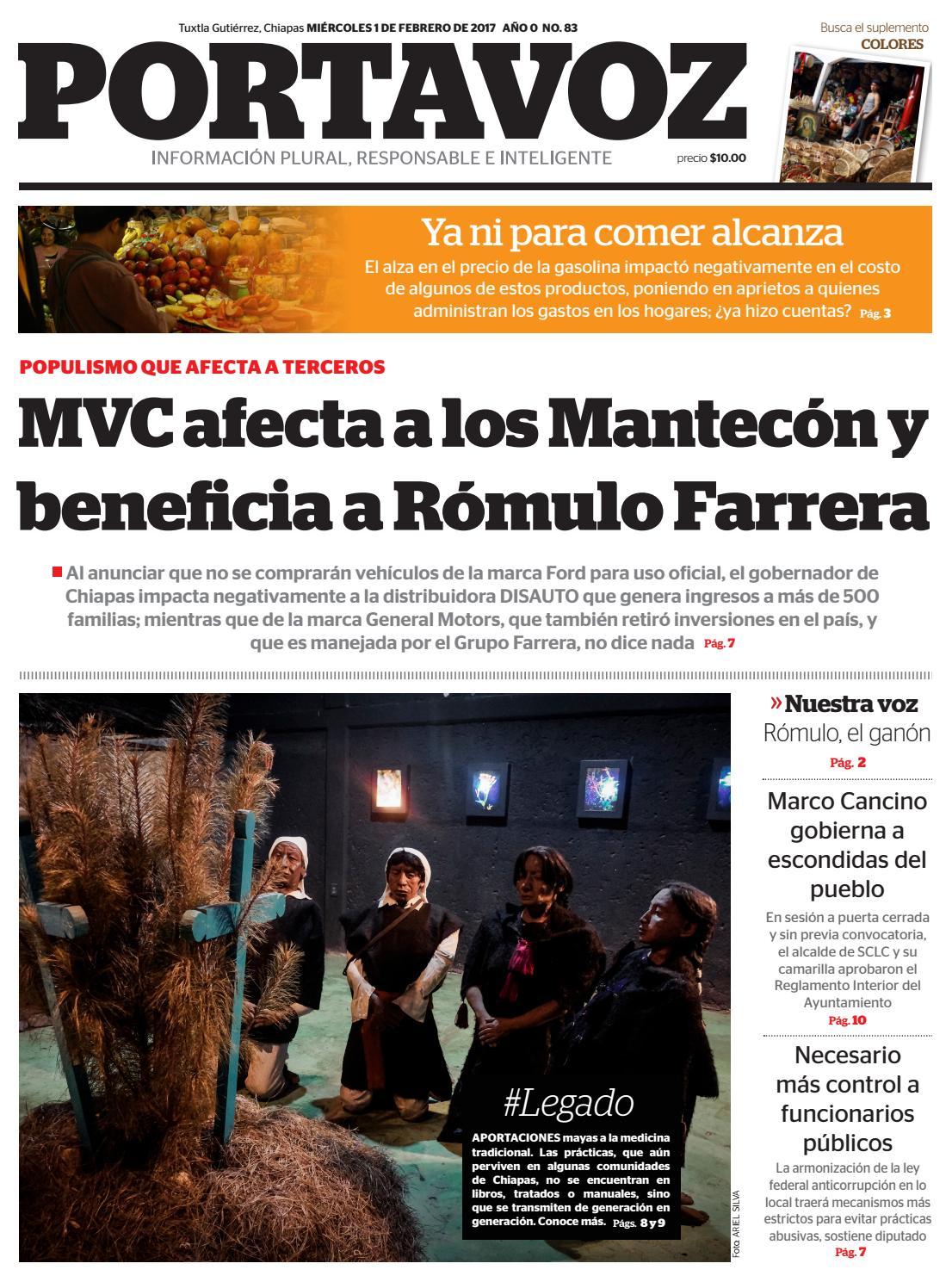 Portavoz 1Feb2017 by Diario Portavoz - issuu