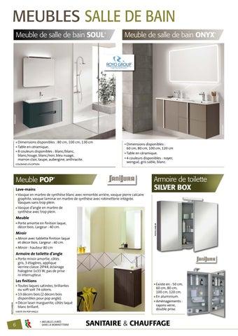 Salle de bain union materiaux