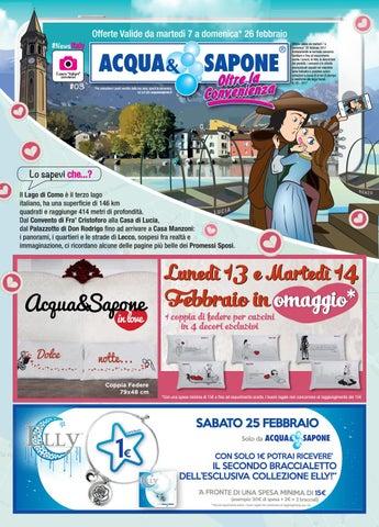 Volantino Acqua&Sapone n.3 by Acqua&Sapone - Oltre la Convenienza ...
