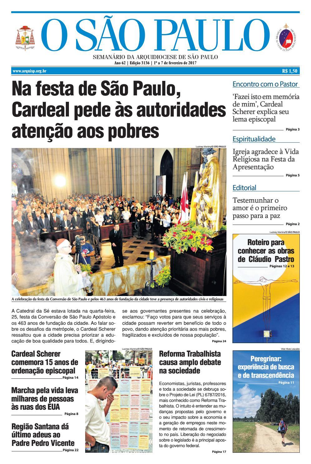 0577aa99b O SÃO PAULO - 3136 by jornal O SAO PAULO - issuu