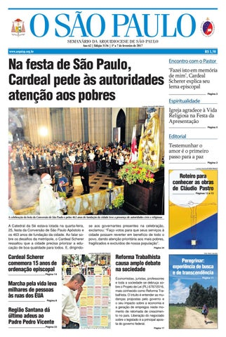 O SÃO PAULO - 3136 by jornal O SAO PAULO - issuu 16847af6fbf
