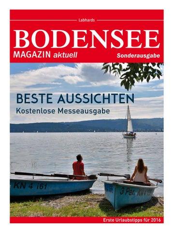 Bodensee Magazin Auszug 2016 By Bodensee Vorarlberg Issuu