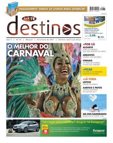 821b2087d Jornal destinos de fevereiro 2017 by destinosdigital - issuu