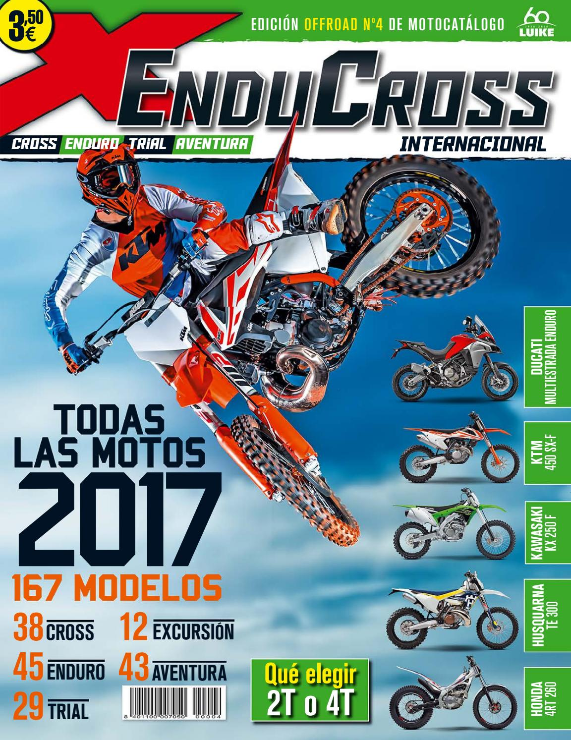 Enducross Nº 4 by LIDER - issuu