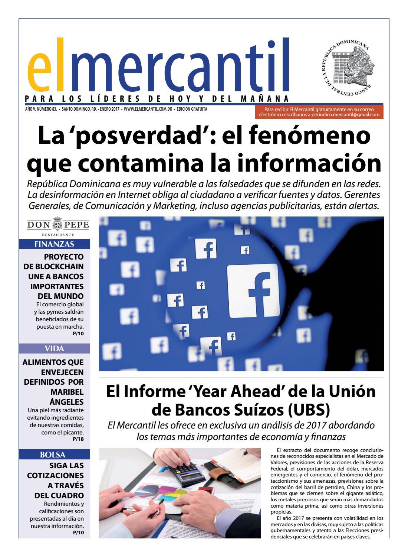 El Mercantil Enero 2017 by El Mercantil - issuu