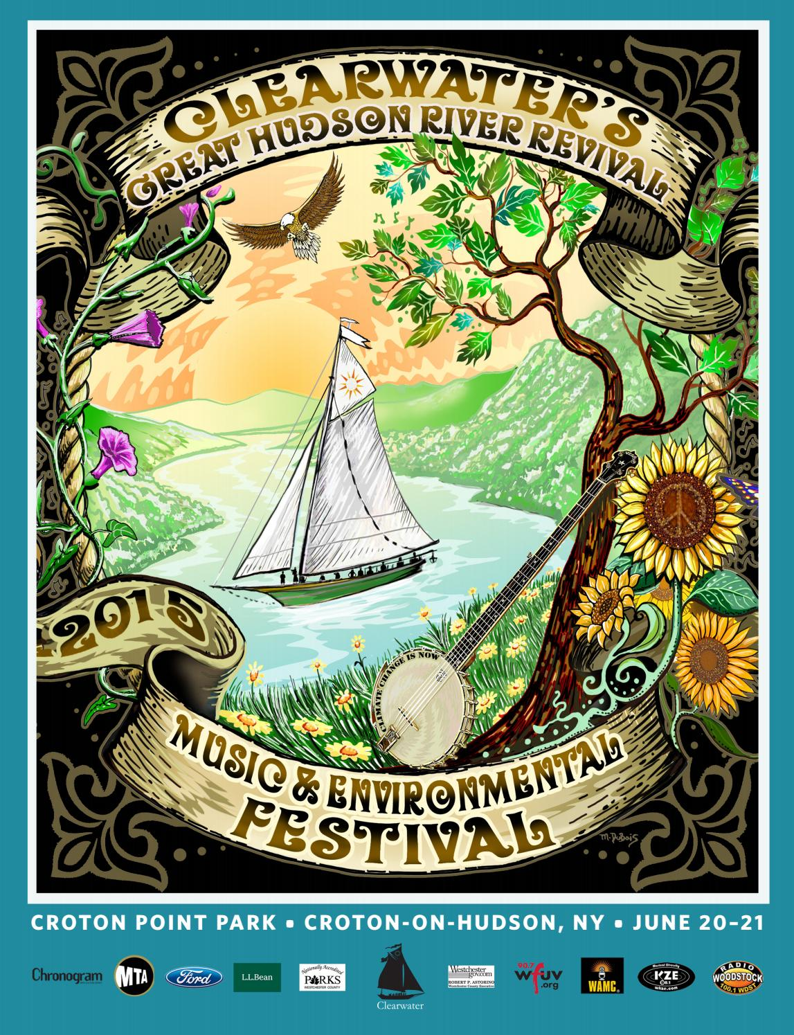 Clearwater Festival 2015 by Luminary Media - issuu