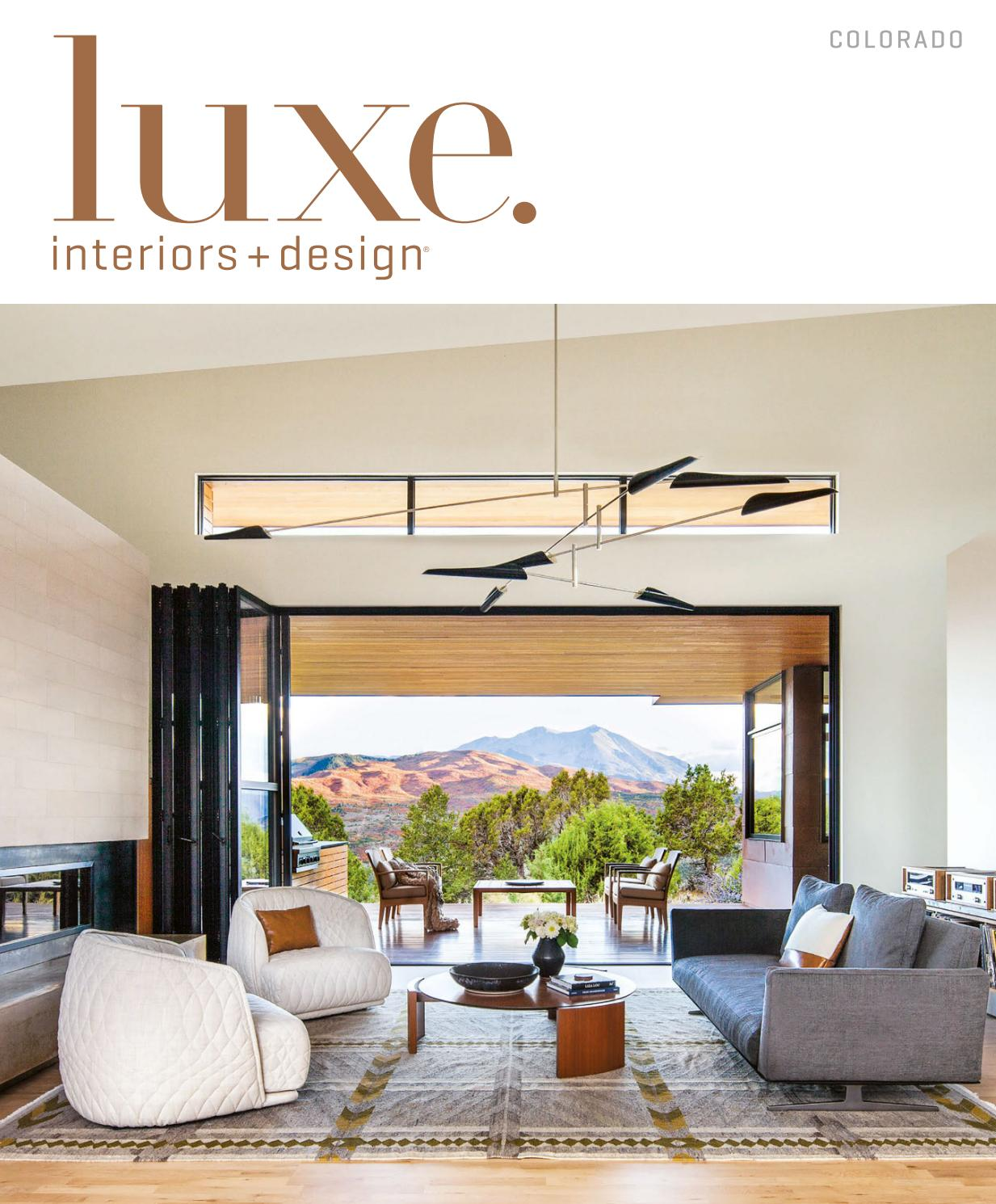 Luxe Magazine March 2017 Colorado by SANDOW® - issuu
