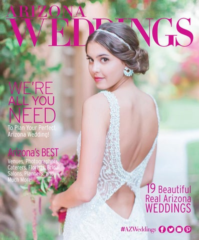 06660cc96d3 Arizona Weddings Feb March 2017 by Arizona Weddings Magazine ...