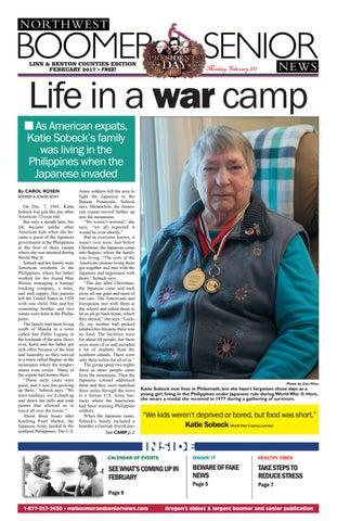 Northwest Boomer and Senior News Linn Benton Edition February 2017 ...