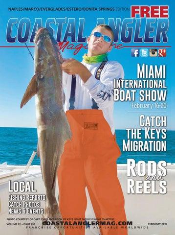 645eede1 Coastal Angler Magazine - Feb. / Naples by Coastal Angler Magazine ...