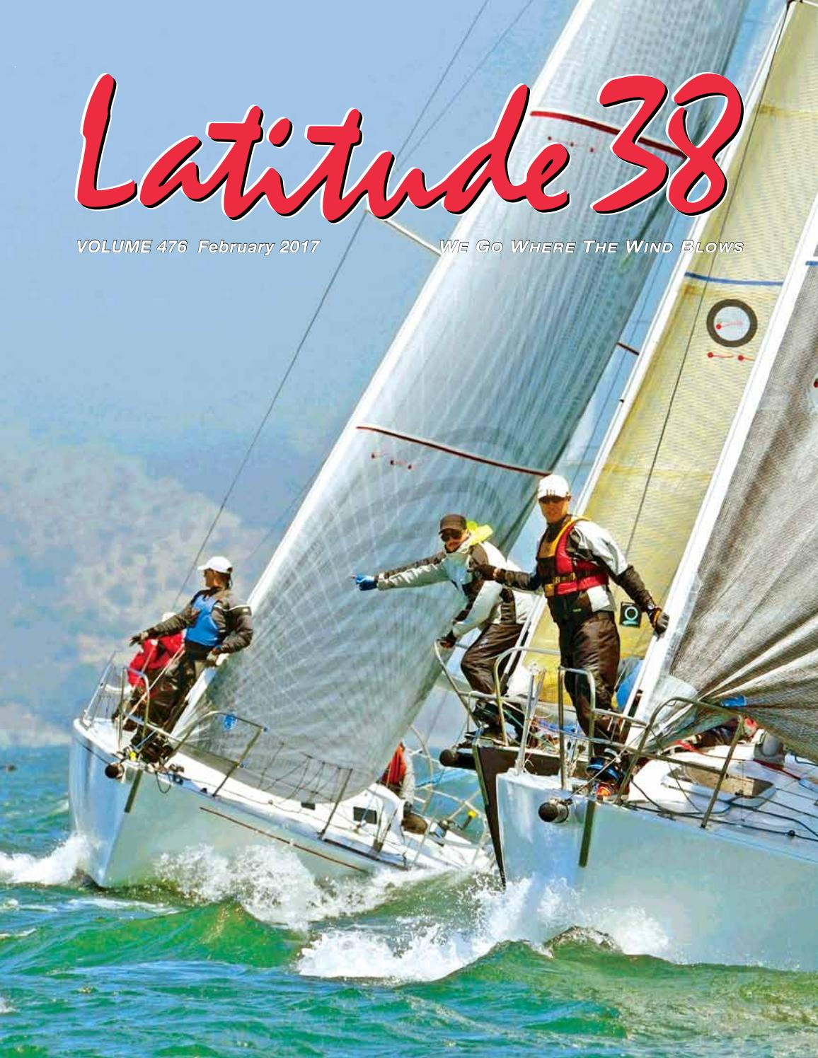 Latitude 38 Feb 2017 By Media Llc Issuu Solar Cruise 160w Package Incl Pwm Controller Charges