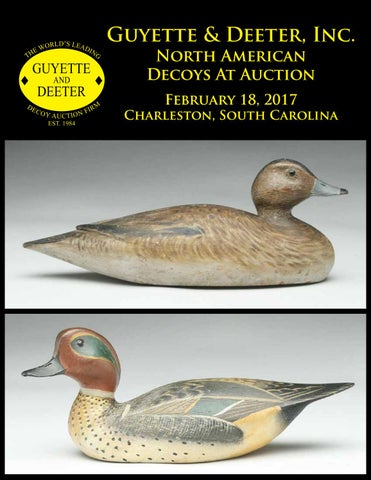 Inventive Original Antique Wooden Decoy Duck With Lead Weights Comfortable Feel Antiques