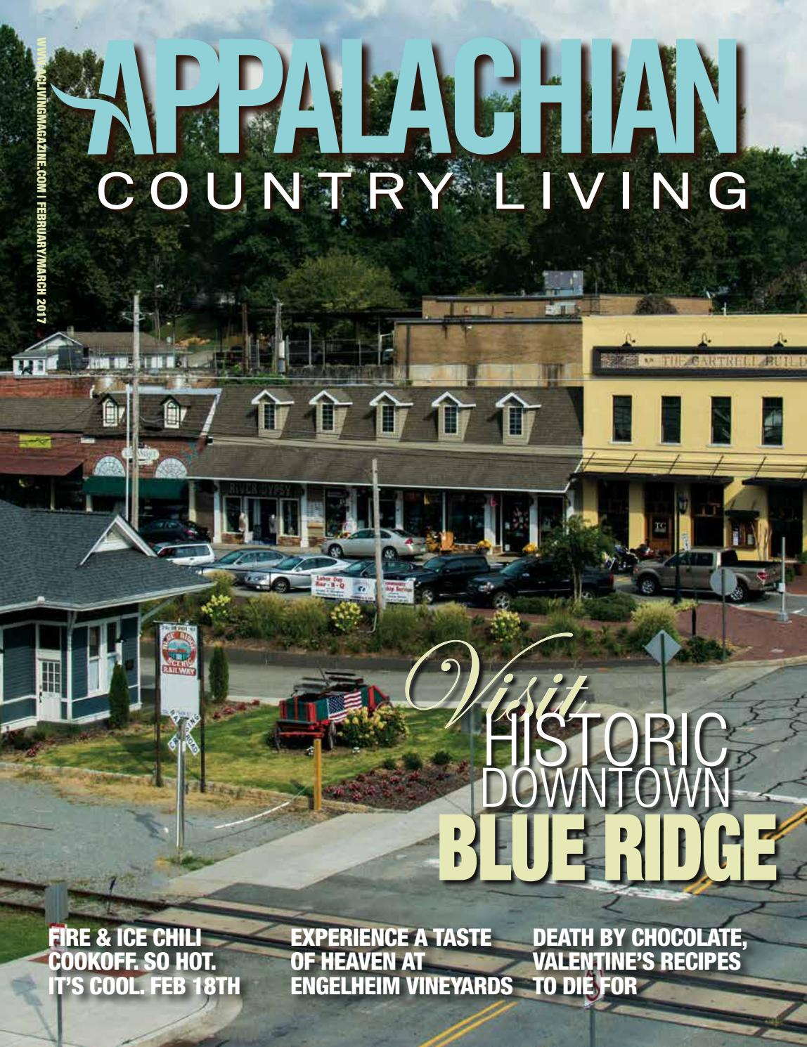 Appalachian Country Living Magazine February-March 2017 by ...
