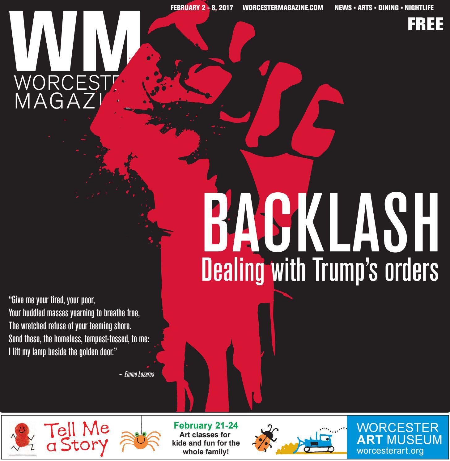 Worcester Magazine February 2