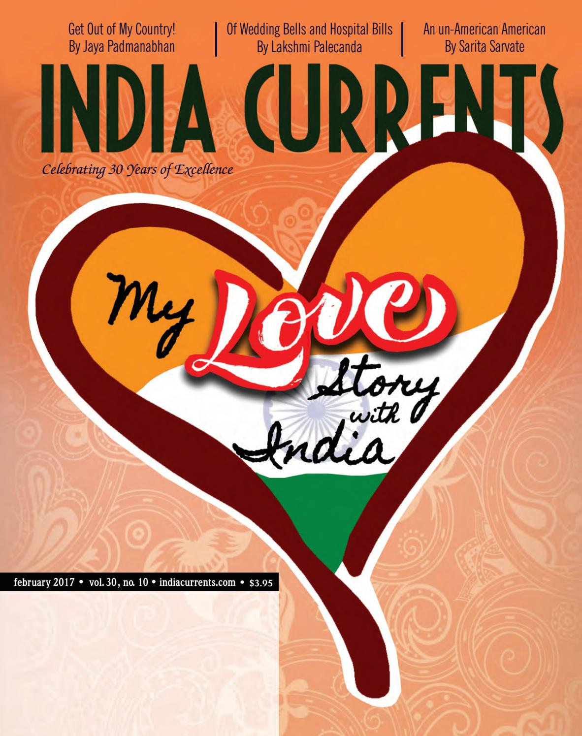 India currents february 2017 digital edition by india currents issuu fandeluxe Choice Image