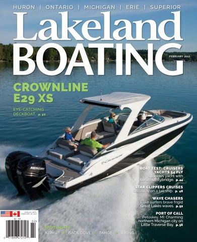 february 2017 by lakeland boating magazine issuu  rinker 270 fiesta vee manual meat.php #9