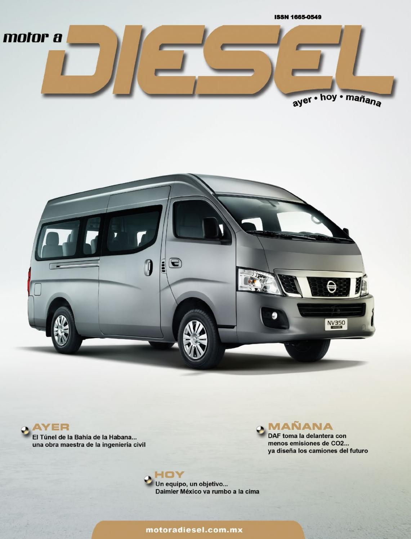Edición 228 By Revista Motor A Diesel Issuu