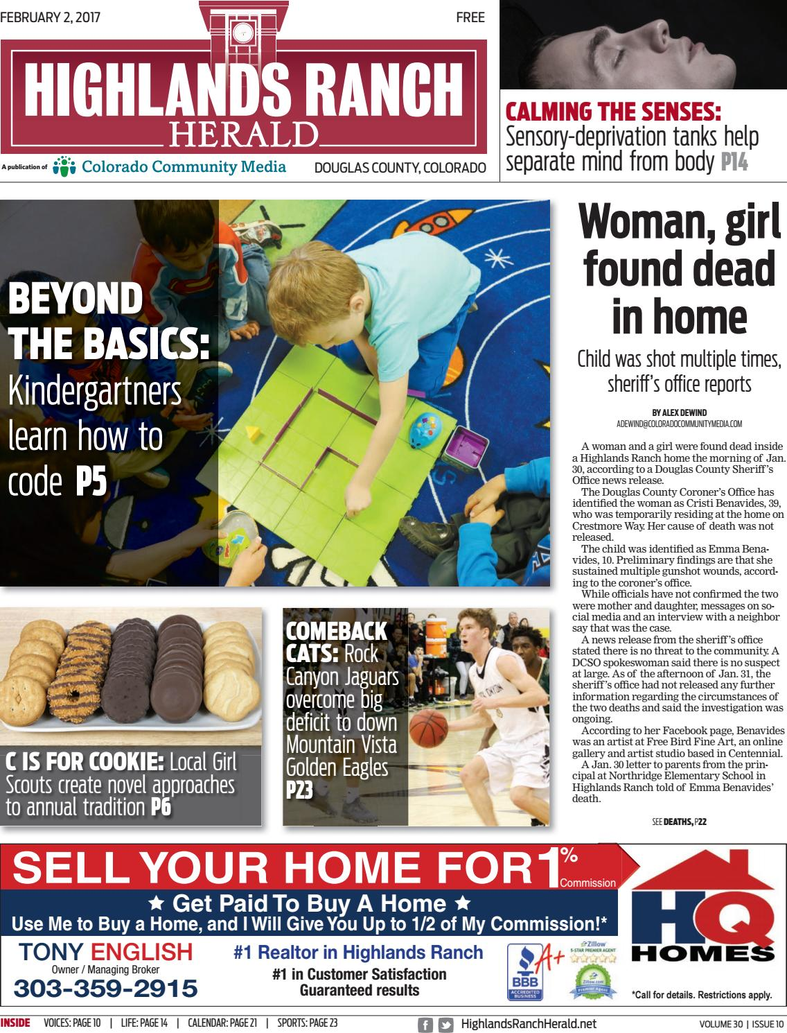 Highlands Ranch Herald 0202 by Colorado Community Media - issuu