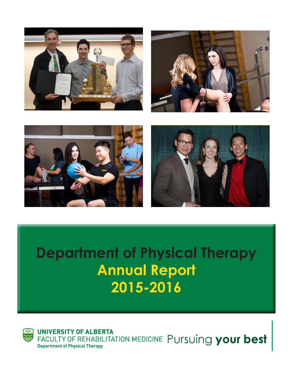 Pt Annual Report 2015 2016 By Laurie Wang Issuu