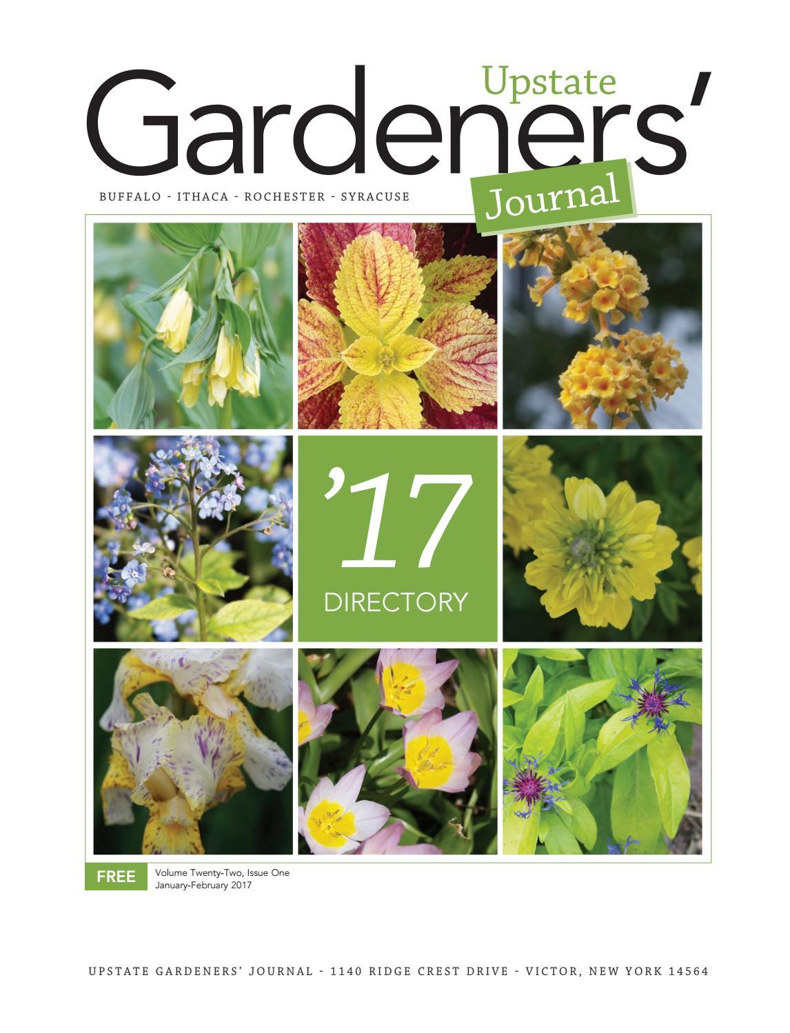 2017ugjdirectory by upstate gardeners' journal - issuu