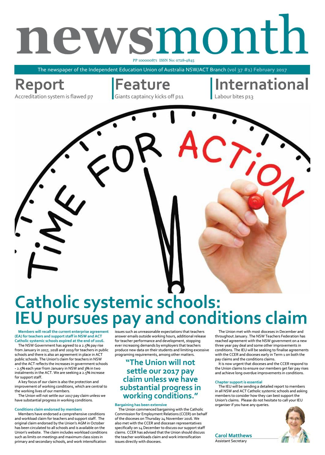 Newsmonth feb 2017 by ieu nswact issuu aiddatafo Image collections