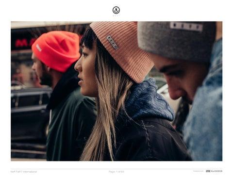 6e09b022b13 Neff Fall17 International by Neff Headwear - issuu