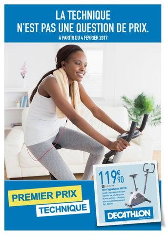 DECATHLON Guadeloupe   LA TECHNIQUE N EST PAS UNE QUESTION DE PRIX ! (à  partir du 04 Février 2017) 7c29441459b