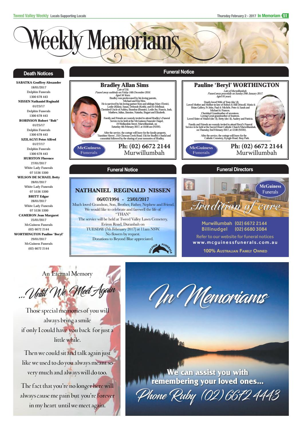 Tweed Valley Weekly February 2, 2016 by Tweed Valley Weekly - issuu